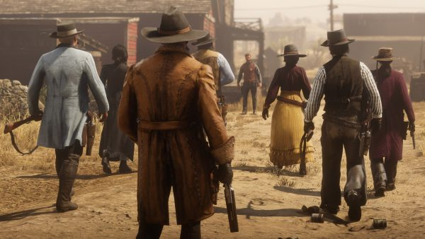 Red Dead Online - Beta Impressions 02