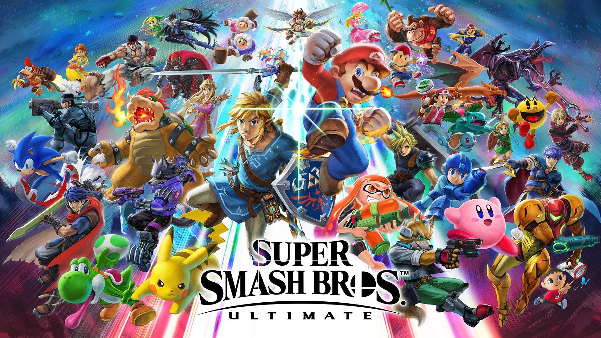 Super Smash Bros Ultimate - Review 01