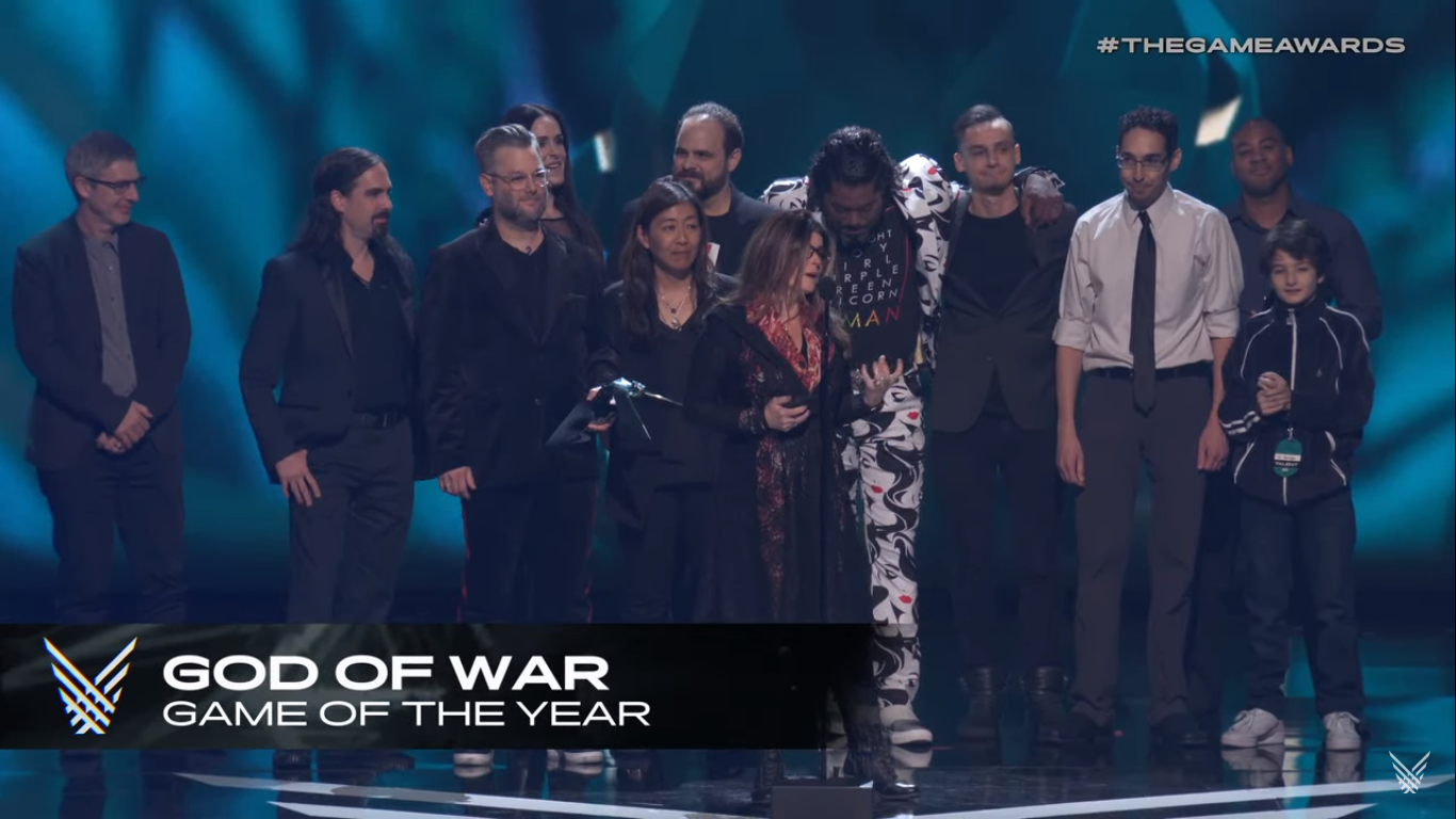 The Game Awards 2018 - Game of the Year