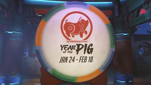 Overwatch - 2019 Year Of The Pig