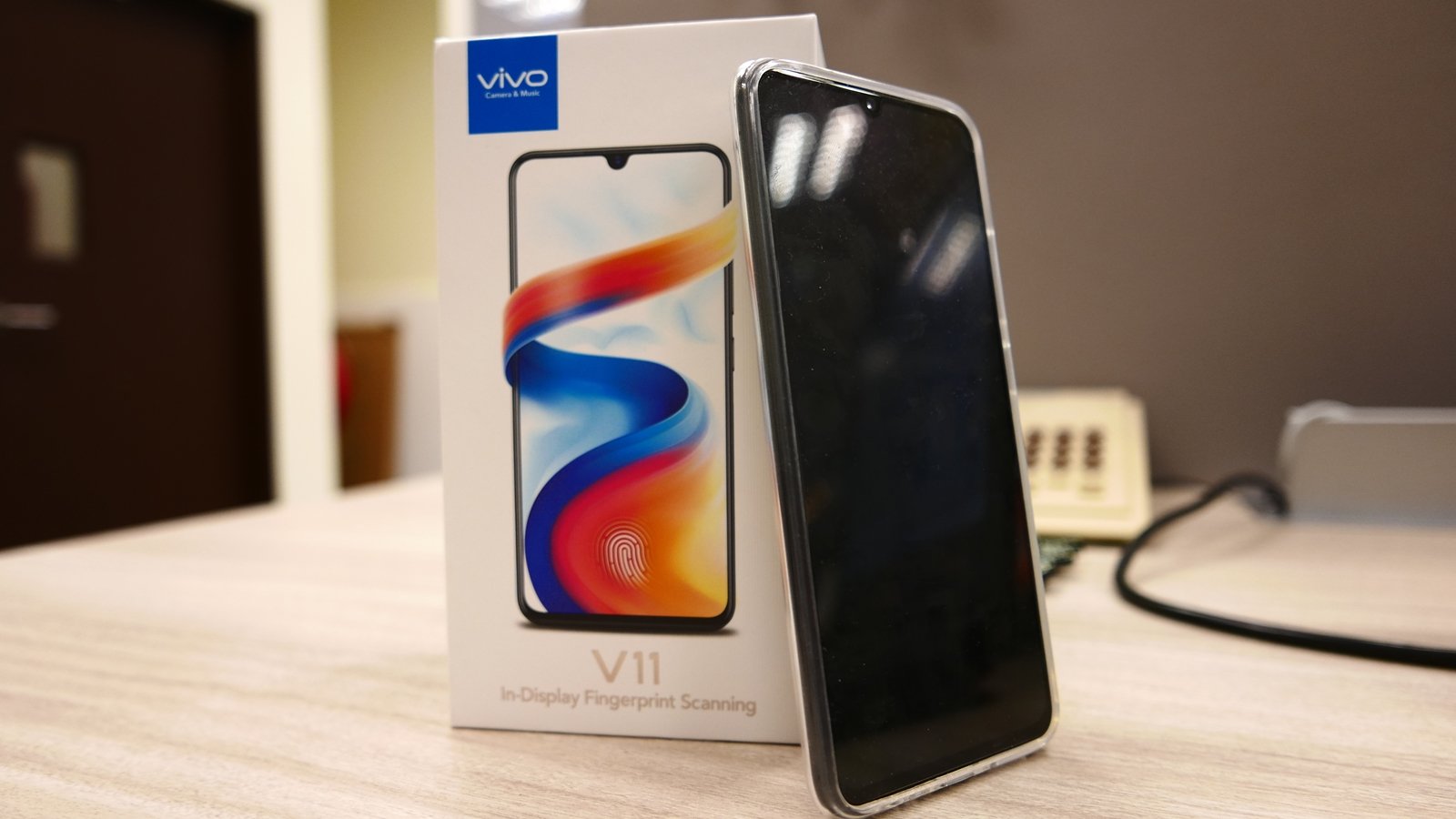 Review Vivo V11