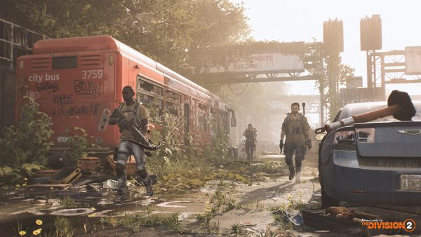 The Division 2 - 180821 Overgrowth