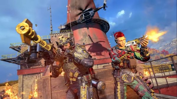 call of duty black ops 4 blackout free trial