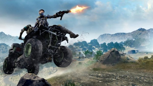 call of duty black ops 4 blackout vehicle