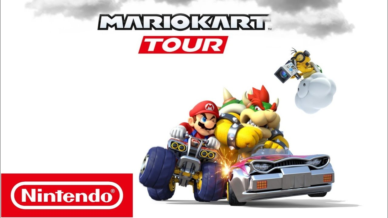 Mario Kart Tour heads straight to mobile in March 2019 ...