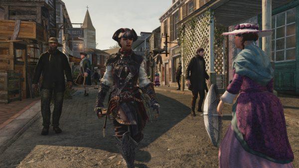 Assassin's Creed III Liberation Remastered - Aveline