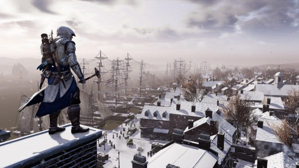 Assassin's Creed III Remastered - Port