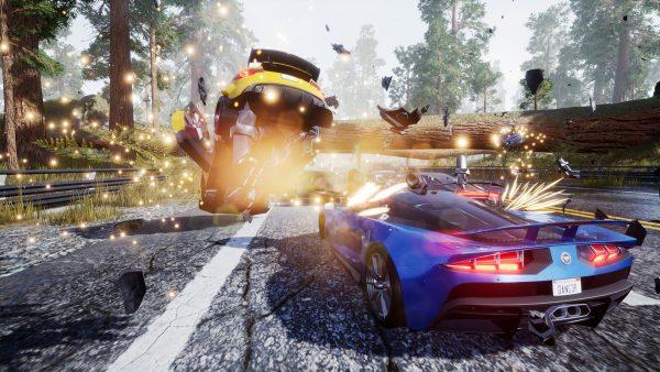 Dangerous Driving - Crash
