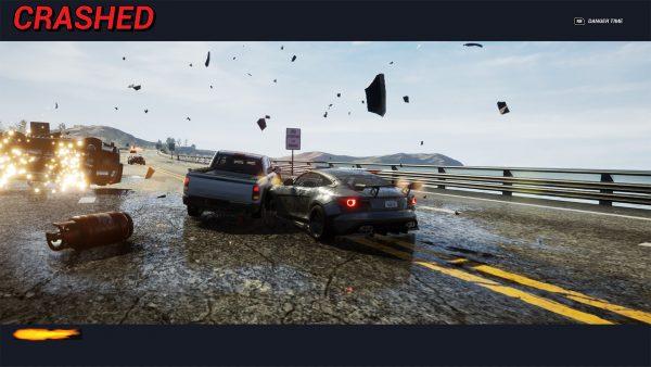 Dangerous Driving - Crash Payload