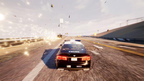 Dangerous Driving - Pursuit