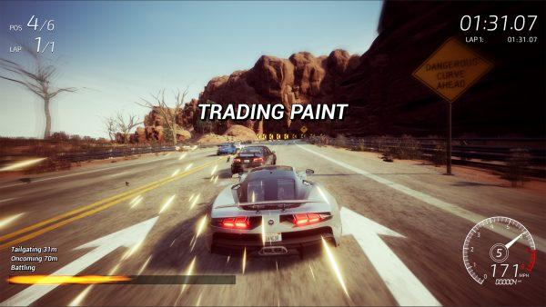 Dangerous Driving - Trading Paint