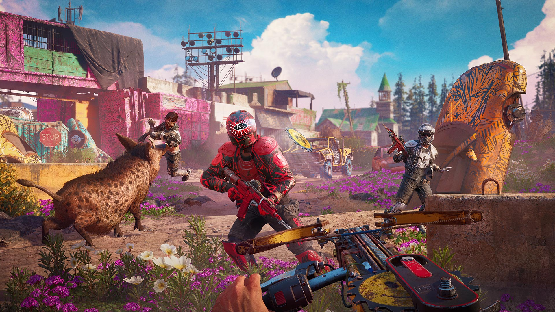 Far Cry New Dawn - Preview 01
