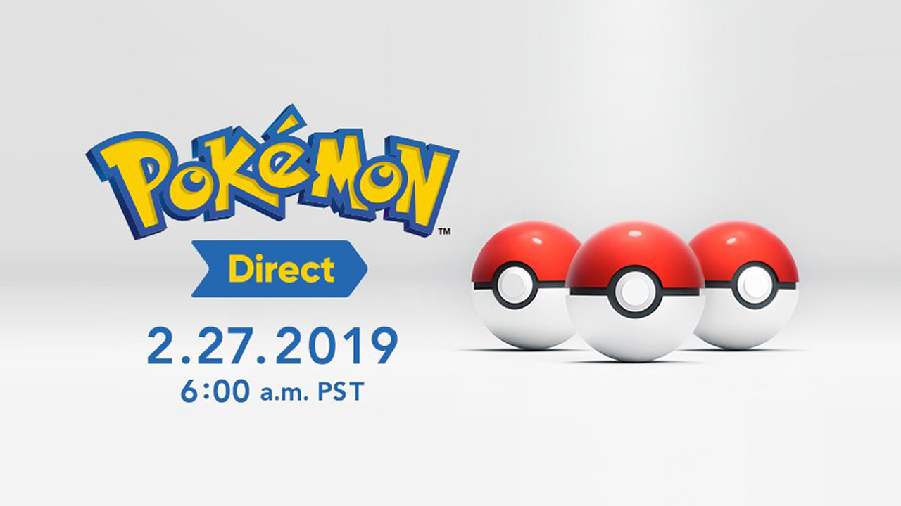 Pokemon Direct 190227