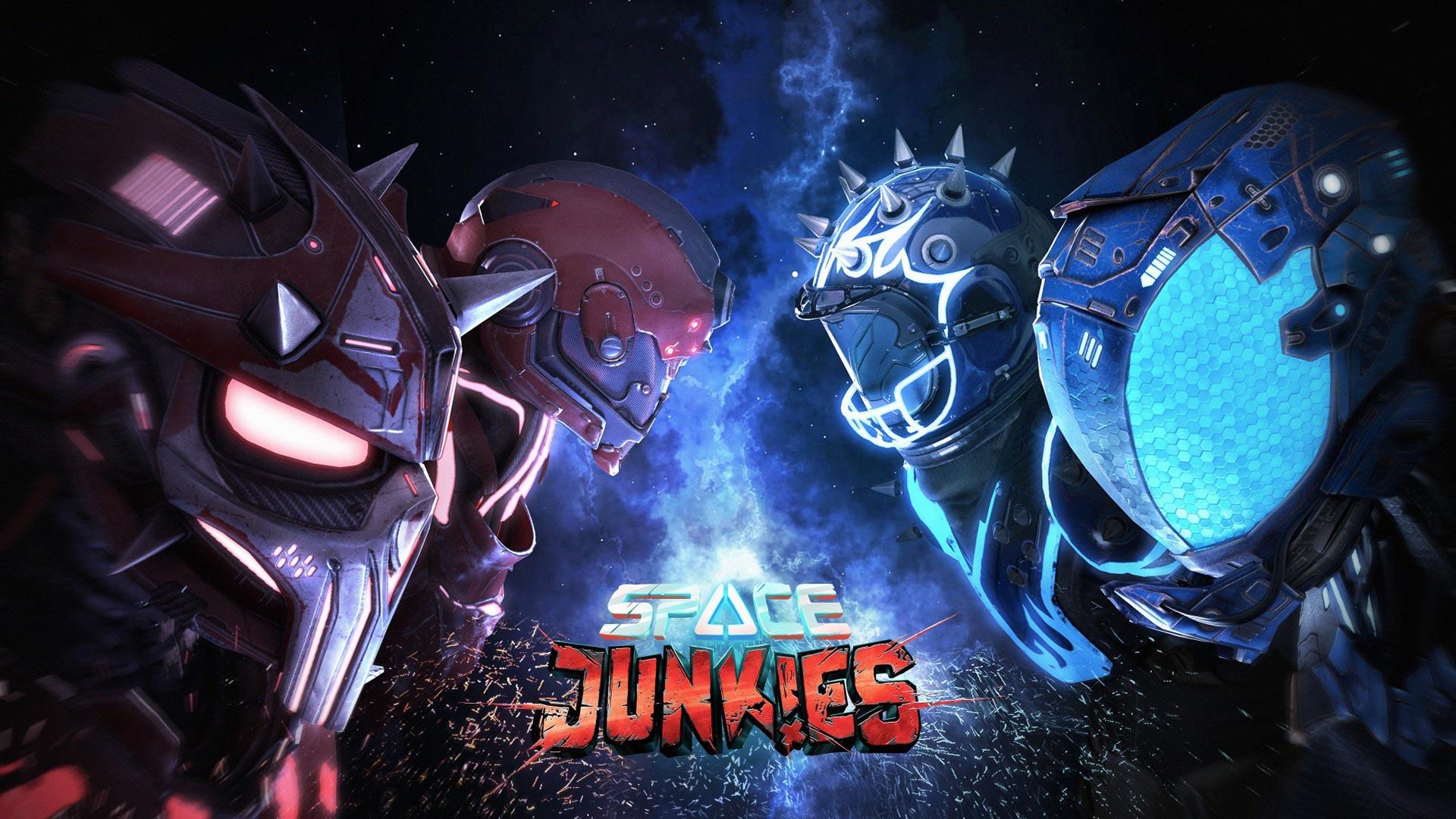 Space Junkies 01