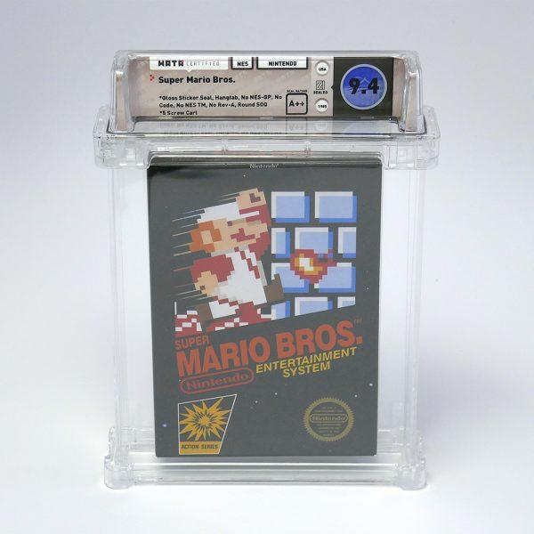 Super Mario Bros. 1985 Mint WataGames - 02
