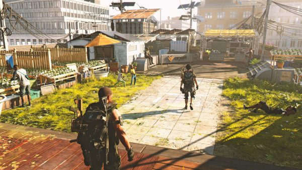 The Division 2 - 190204 Civilians