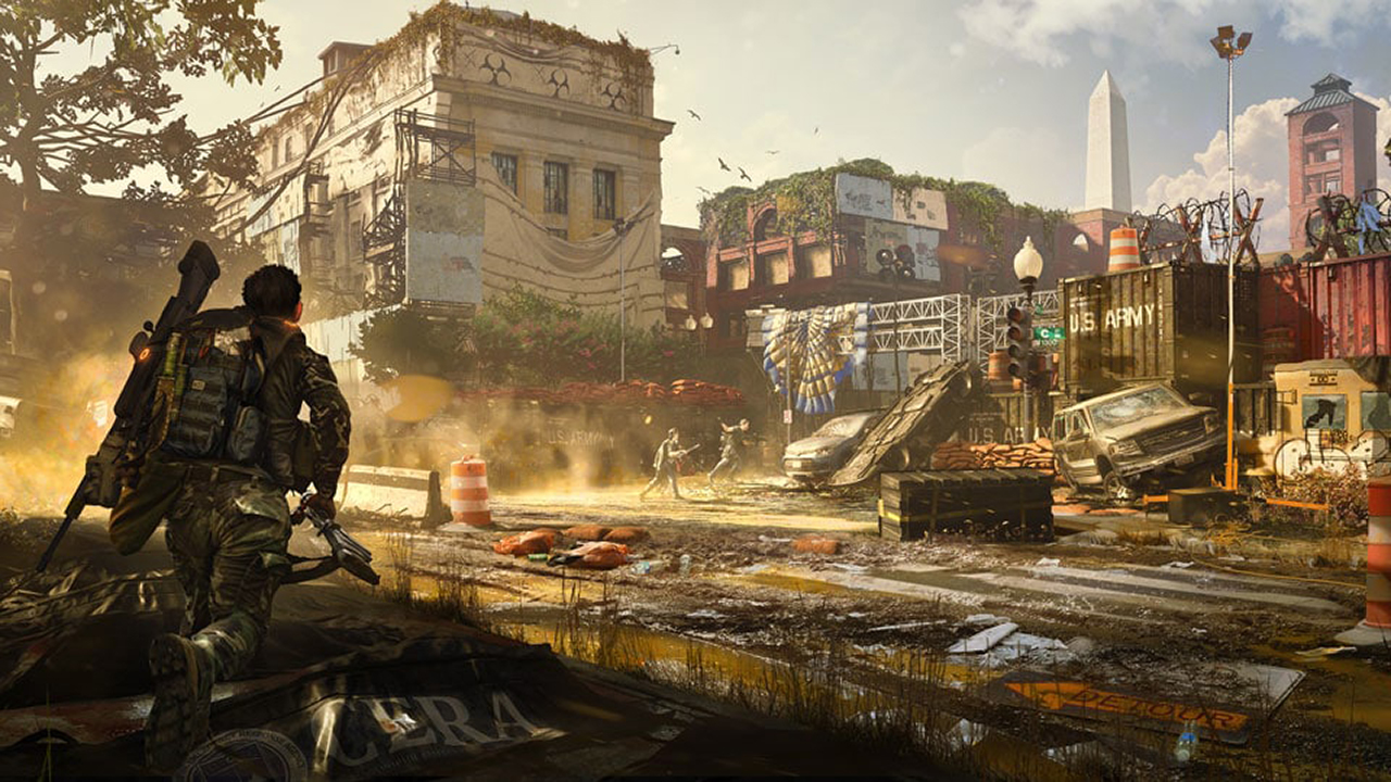 The Division 2 - Dark Zone South