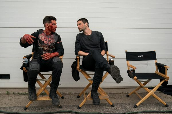 Netflix The Punisher S2 BTS