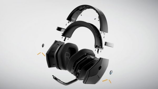 Review The Alienware Wireless Gaming Headset Aw988 Is Out Of This World Gameaxis