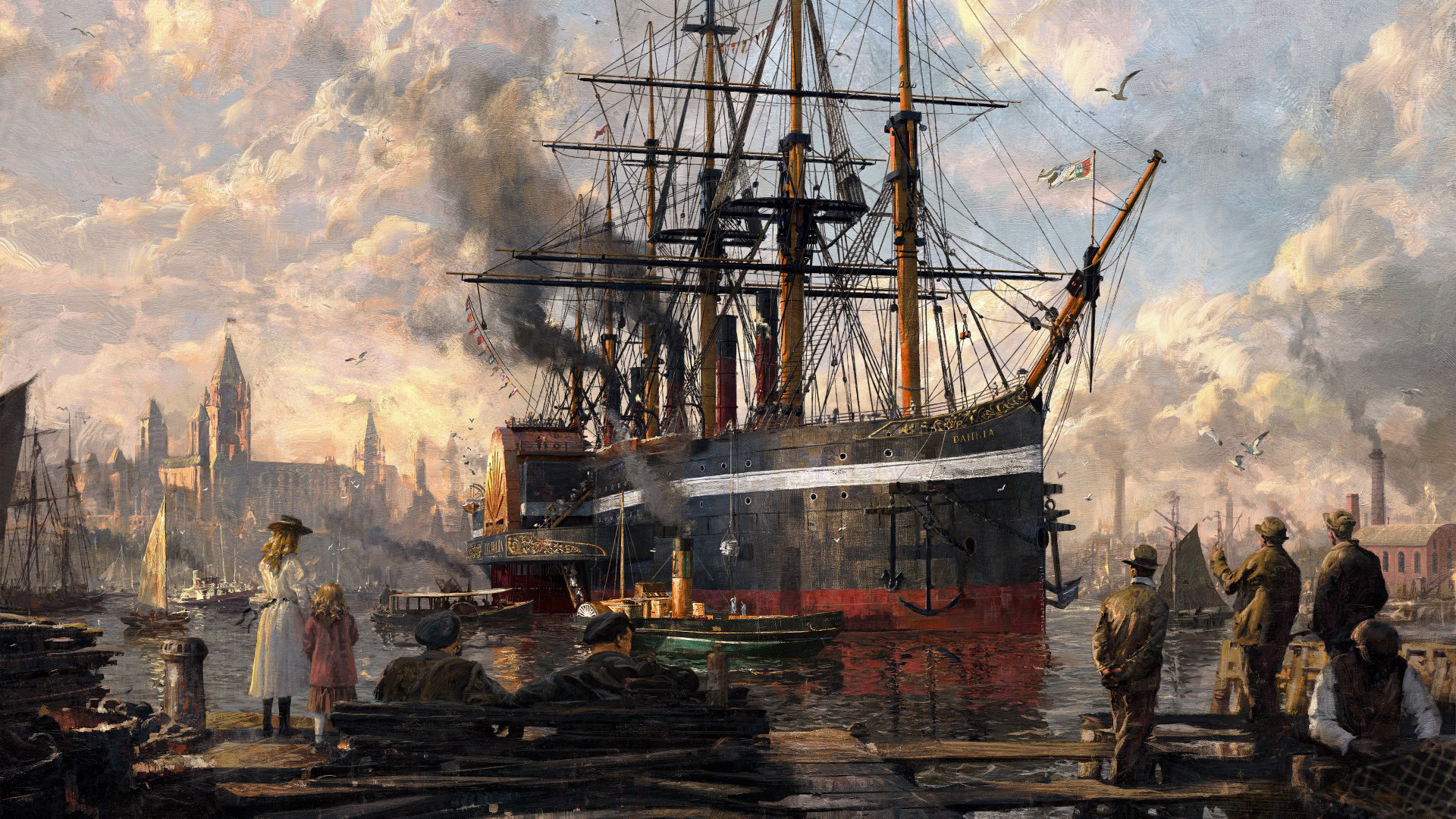 Anno 1800 - Key Art