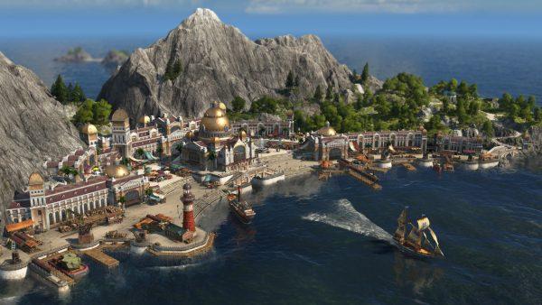 Anno 1800 - AI Island