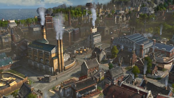 Anno 1800 - Industry
