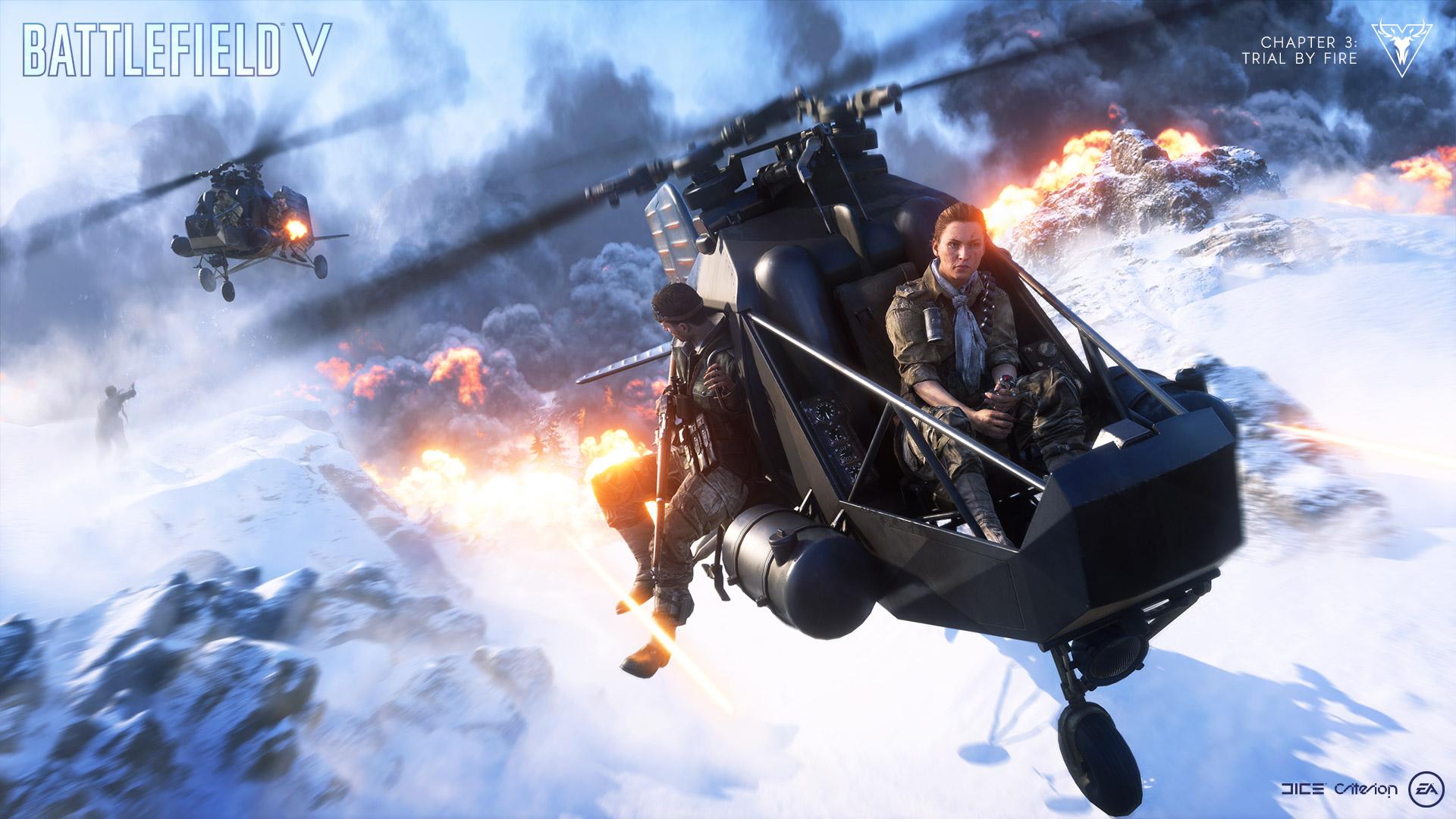 Battlefield V - Firestorm 04