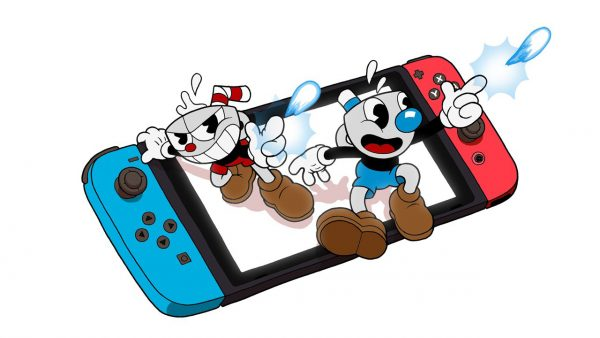 Cuphead - Nintendo Switch
