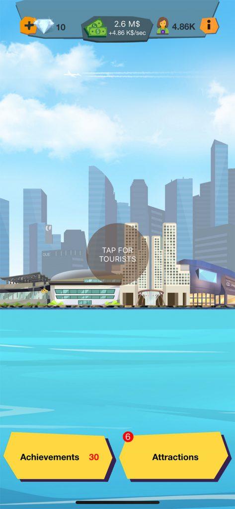 Marina Bay Billionaire Clicker - 01