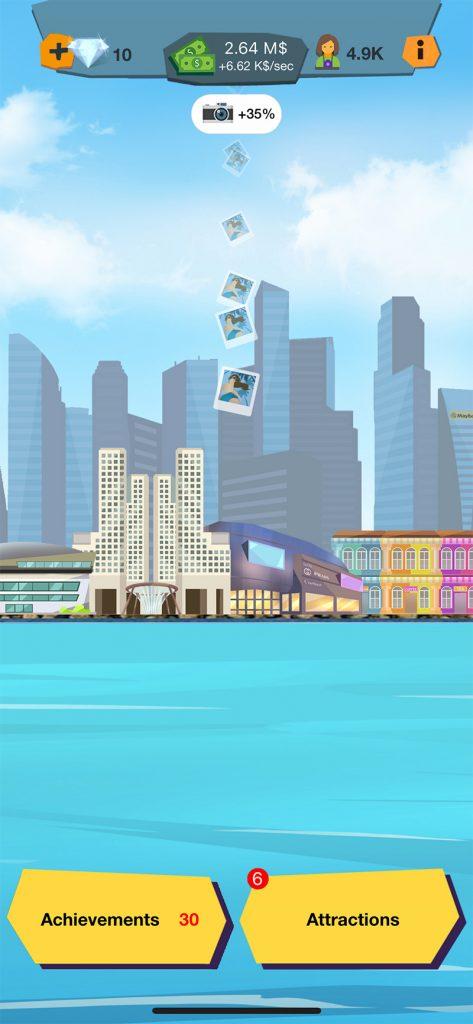 Marina Bay Billionaire Clicker - 02