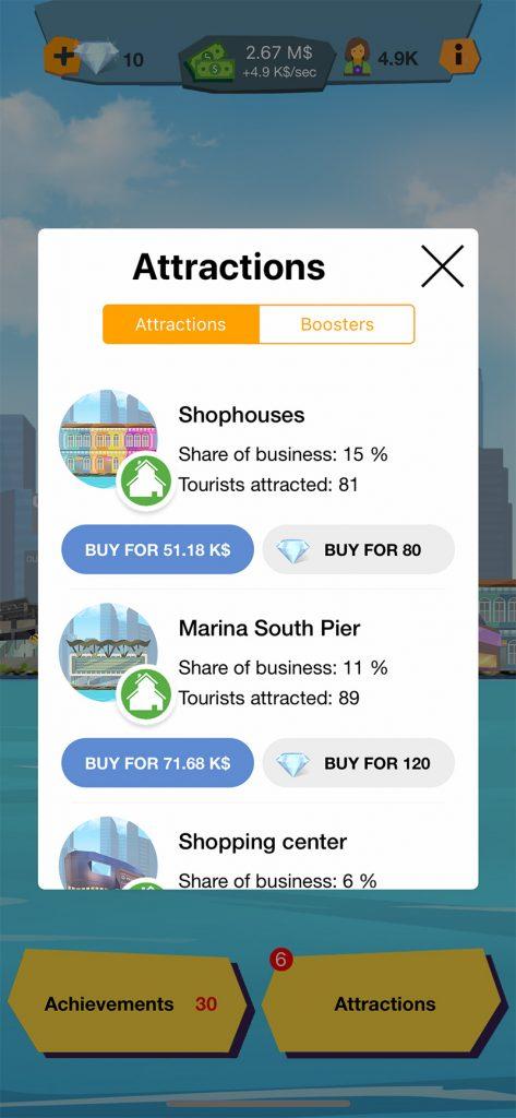 Marina Bay Billionaire Clicker - 03