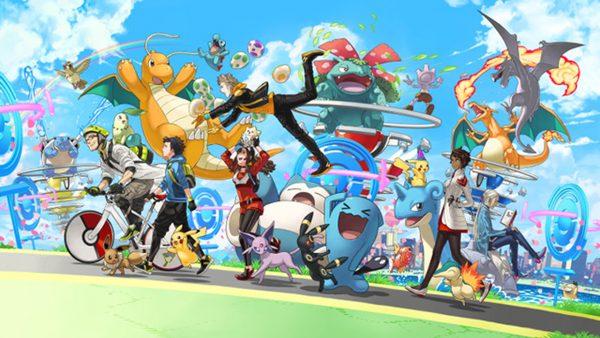 Pokemon GO! 100th Anniversary