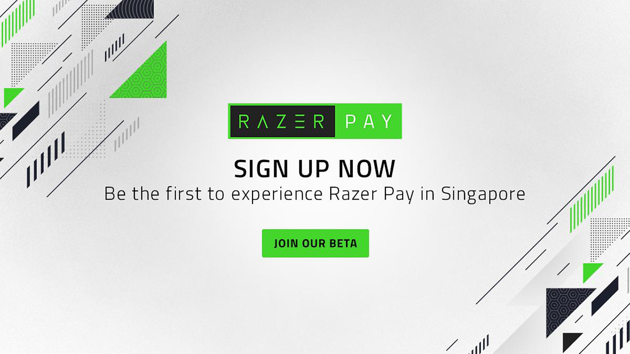 Razer Pay Singapore Beta h