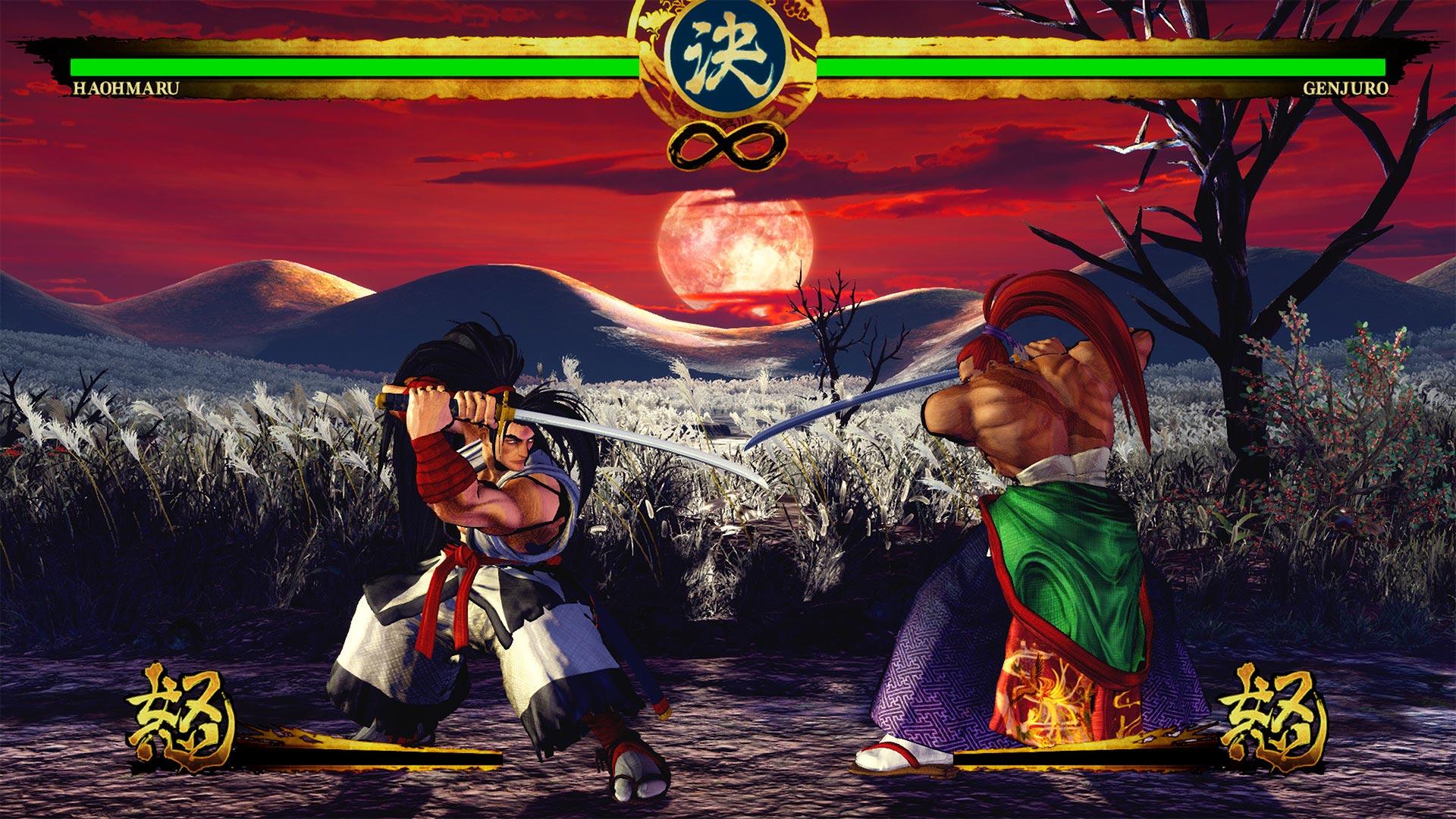Samurai Shodown2019 - 01
