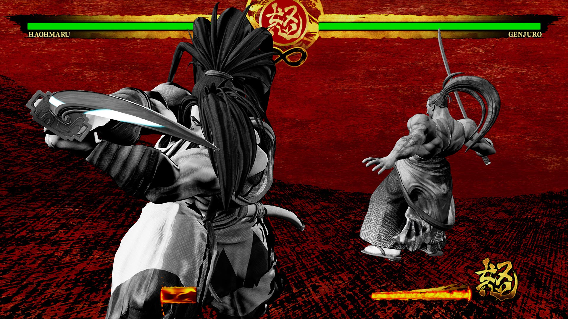 Samurai Shodown2019 - 02