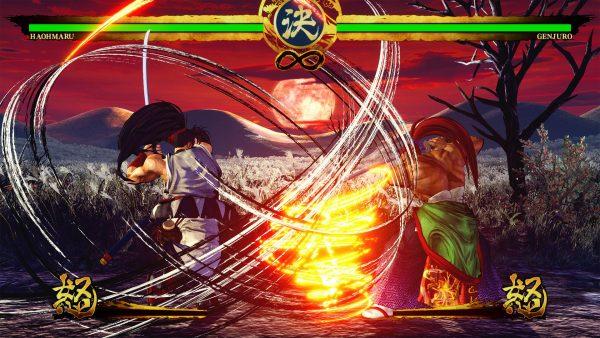 Samurai Shodown2019 - 03