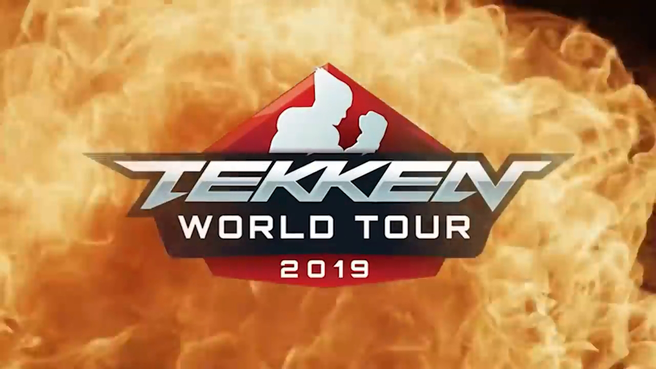 Tekken World Tour 2019 - announce