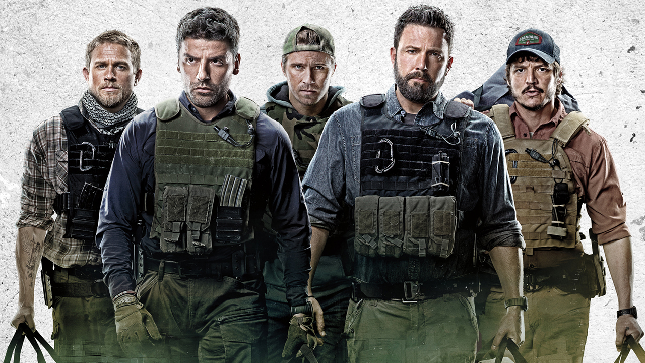 Triple Frontier key art crop