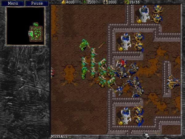 Warcraft II - 12