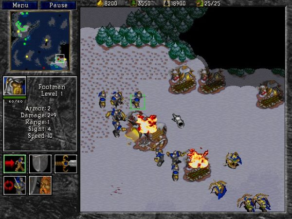Warcraft II - 01
