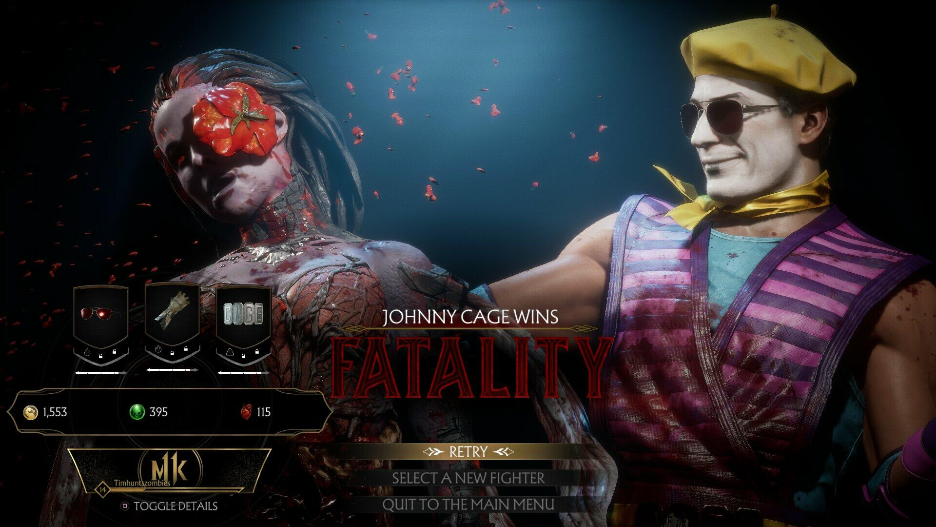 Review - Mortal Kombat 11 - 02