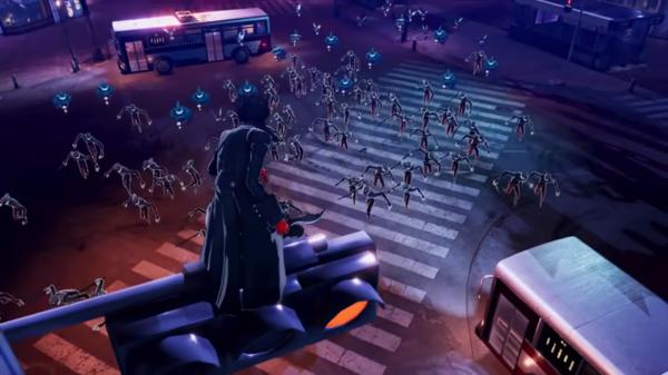persona 5 scramble the phantom thieves - announce 01