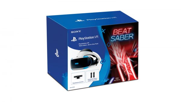 Sony has announced a special PS VR bundle for Beat Saber