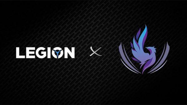 Resurgence - Lenovo Legion Sponsorhsip