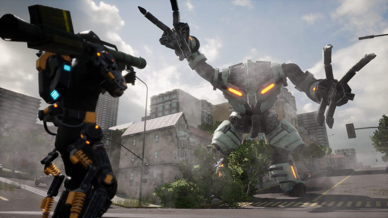 Review - EDF Iron Rain - 01