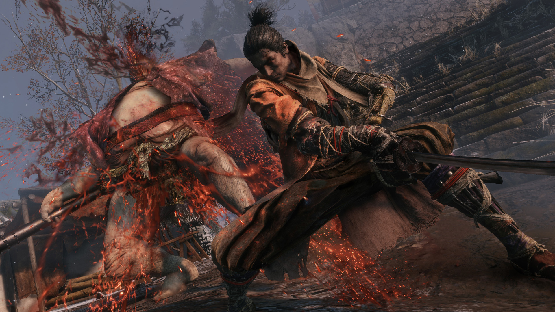 Sekiro Shadows Die Twice - Review 01
