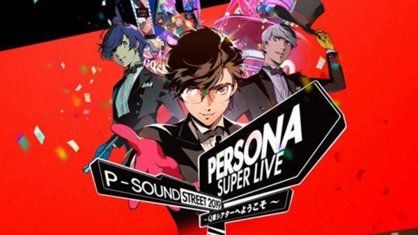 Persona Super Live
