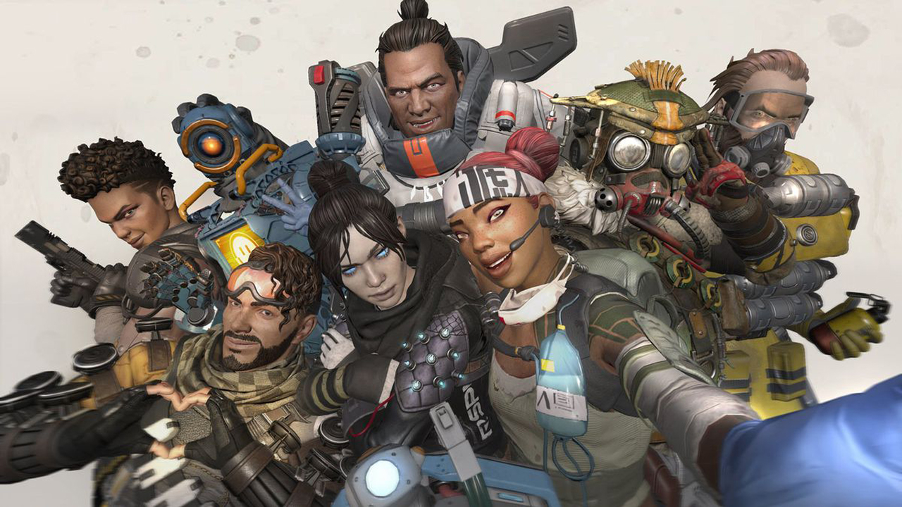 apex legends wefie