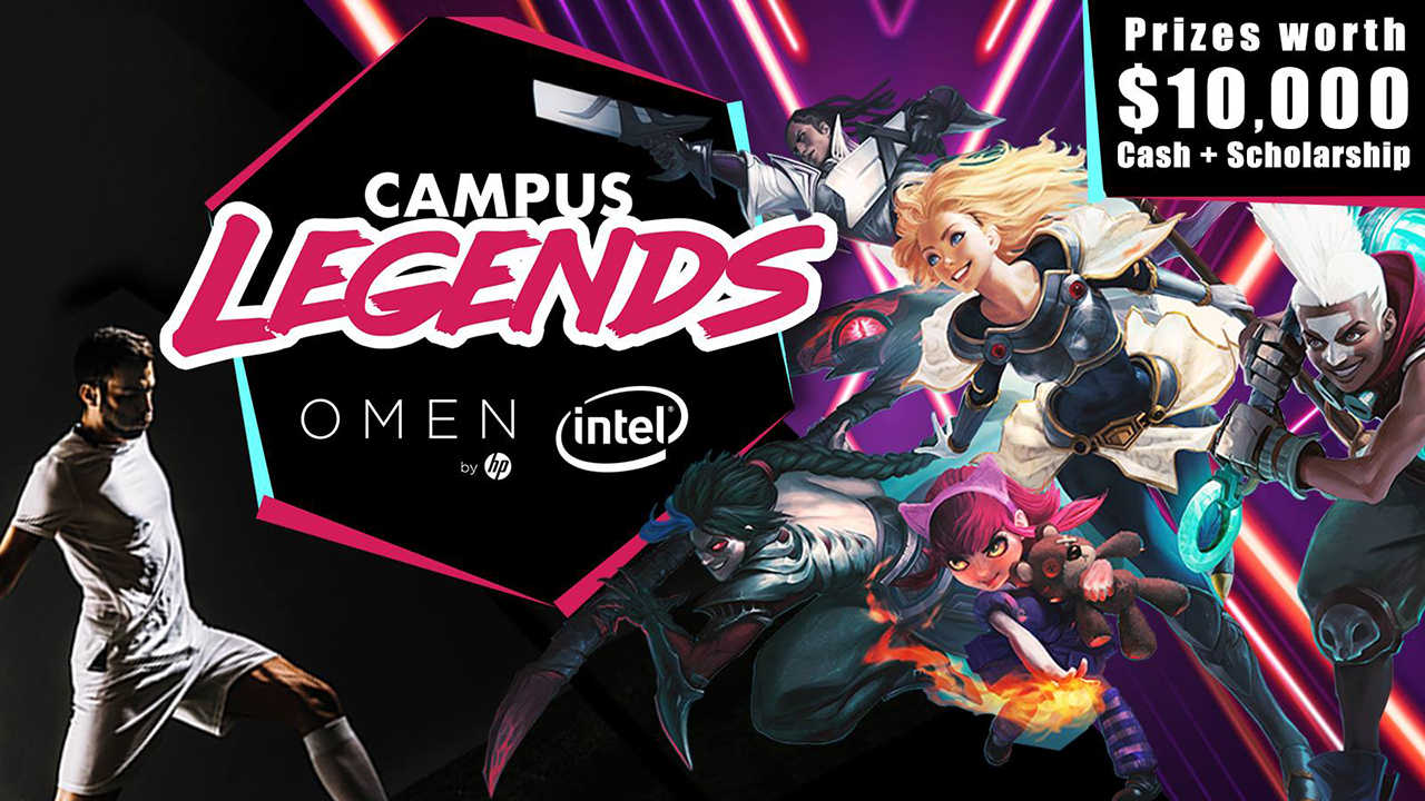 Campus Legends 2019