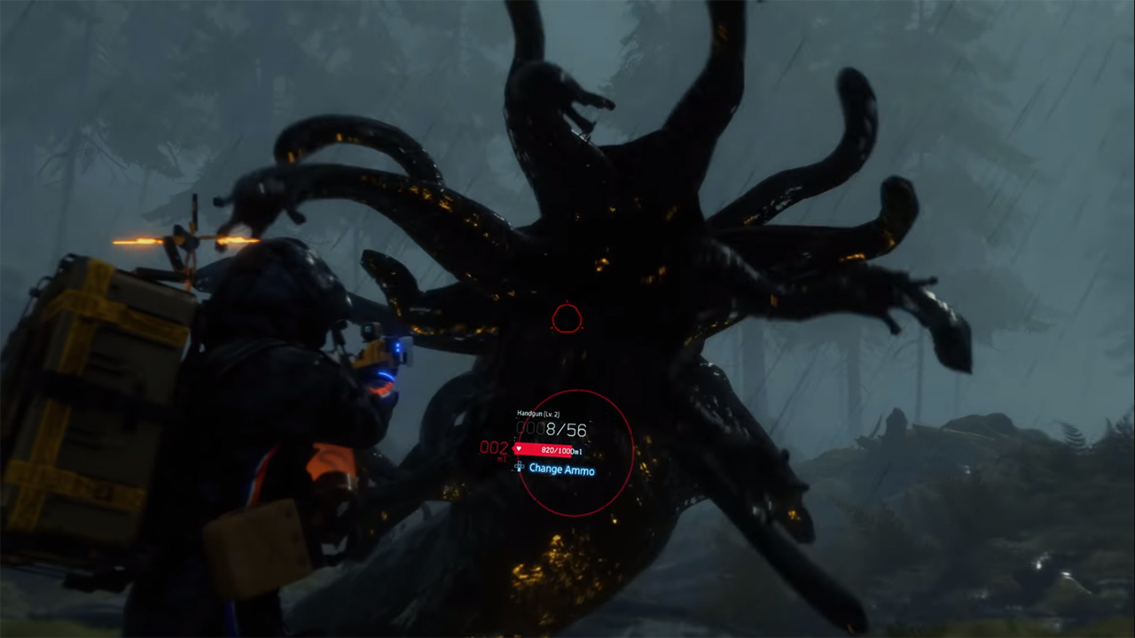 death stranding trailer boss